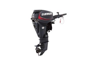 Evinrude E-TEC 25 HP E25DRG Graphite 2018