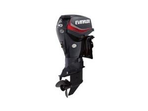 Evinrude E-TEC 40 HP E40DGTL Graphite 2018