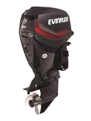 Evinrude E-TEC 90 H.O. E90HGL Graphite 2018