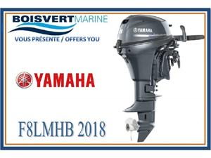 Yamaha F8LMHB 2018