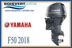 Yamaha F50 2018
