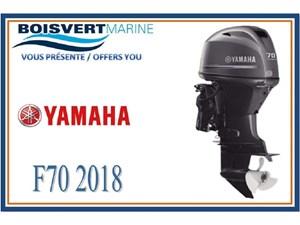 Yamaha F70 2018