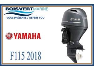 Yamaha F115 2018