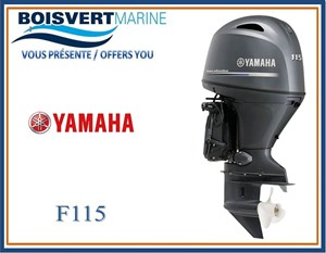 Yamaha F115 2019
