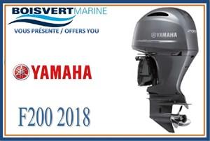 Yamaha F200 2018