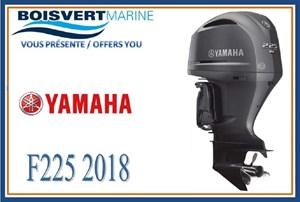 Yamaha F225 2018