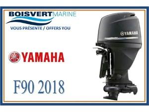 Yamaha F90 PROPULSION PAR JET 2018