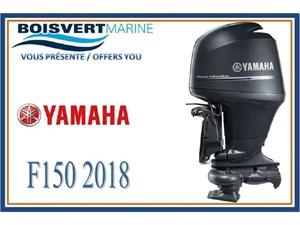 Yamaha F150 PROPULSION PAR JET 2018