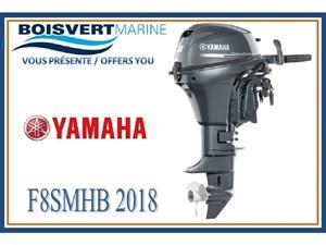 Yamaha F8SMHB 2018