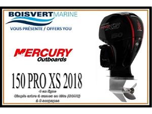 Mercury 150 PRO XS 2018