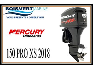 Mercury 150cv PRO XS 2018