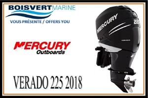 Mercury VERADO 225 2018