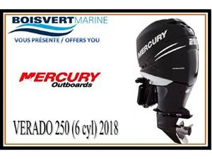 Mercury VERADO 250 2018