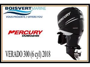 Mercury VERADO 300 2018