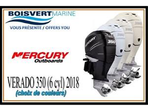 Mercury VERADO 350 (6 Cyl) 2018