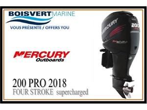 Mercury 200 PRO 2018