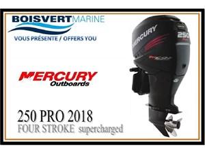 Mercury 250 PRO 2018