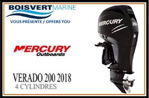 Mercury VERADO 200 2018