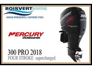 Mercury 300 PRO 2018