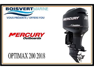 Mercury OPTIMAX 200 2018
