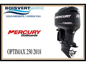 Mercury OPTIMAX 250 2018