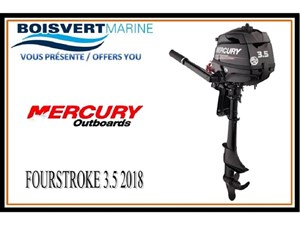 Mercury FOURSTROKE 3.5 2018