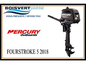Mercury FOURSTROKE 5 2018