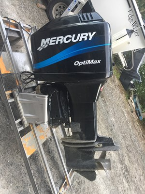 Mercury Optimax 150 XL Saltwater 2001