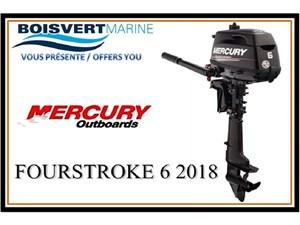 Mercury FOURSTROKE 6 2018 2018