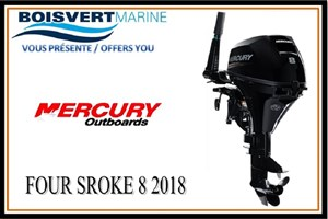 Mercury FOURSTROKE 8 2018
