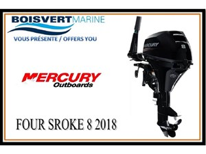 Mercury FOURSTROKE 8 2018