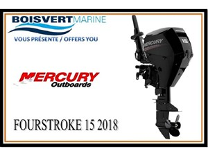 Mercury FOURSTROKE 15 2018