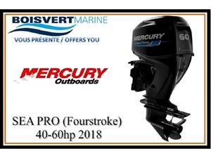 Mercury SEA PRO (FourStroke) 40-60hp 2018