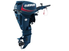 Evinrude Inline 25-HP E25DPL 2014