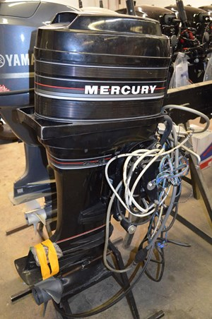 Mercury 45 Hp 1986