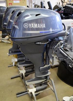Yamaha F25 MLHB 2016