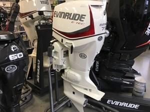 Evinrude E75DSLAF 75HP 2018