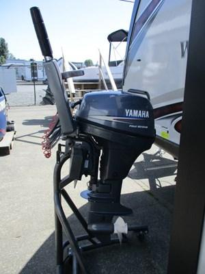 Yamaha F8MSHB 8HP 2003