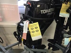 Tohatsu MFS9.8 MFS9.8BEPTS 2018