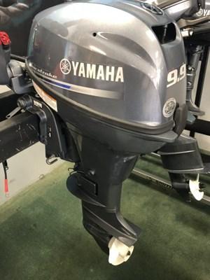 Yamaha Used   F9.9SMHB 2015