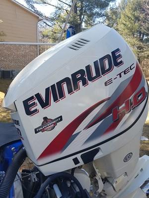 Evinrude E250HSLAAA 2012
