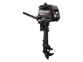 Mercury FourStroke 4 HP 2018