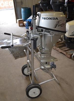Honda 15HP 4 Stroke 2000