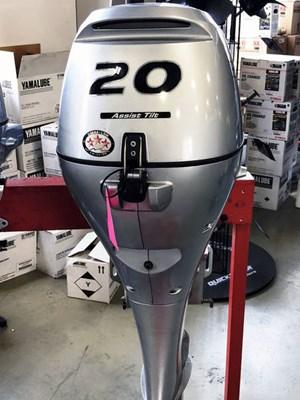 Honda BF20 20DK3LHGC 0