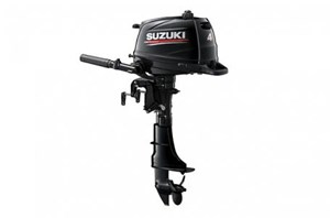 Suzuki DF4AS 2018