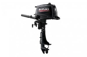 Suzuki DF4AS 2017