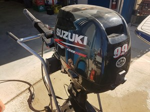 Suzuki DF9.9AS - Short Shaft 2012