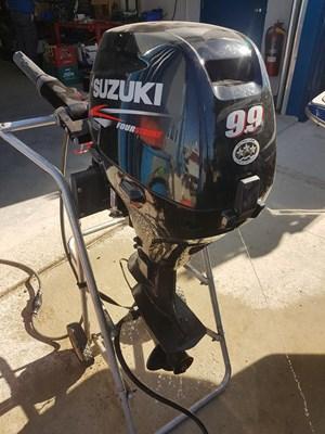Suzuki DF9.9AS 2012
