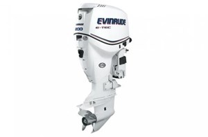 "Evinrude E200DSL - 200HP White, 20"" Shaft 2013"