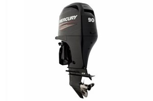 Mercury FourStroke 90 HP EFI - 20 in. Shaft 2013
